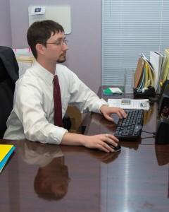 Justin Nichols Associate Attorney Pittsboro Siler City