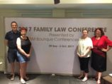 Local attorney speaks at the 2017 Annual Family Law meeting of the Victoria, Australia Bar